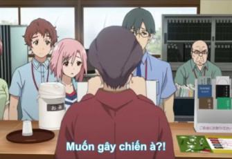 Sakura Quest Tập 8 - Recipe của yêu tinh