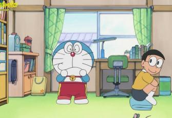 Doraemon Tập 486 - Hãy chạy đi bố & Trứng thần kì
