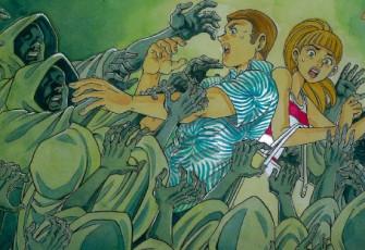 Sekai no Yami Zukan Tập 11 - Tiếng gọi từ lòng đất