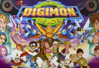Digimon Adventure Movie Full
