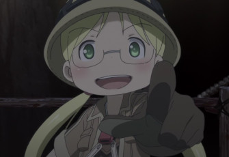 Made in Abyss Tập 3 - Khởi hành