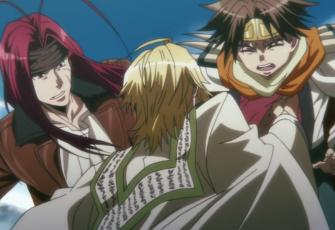 Saiyuuki Reload Blast Tập 11 - Công kích