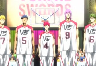 Kuroko no Basket: Last Game Full - RAW
