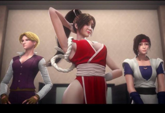 The King of Fighters: Destiny Tập 8