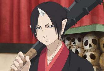 Hoozuki no Reitetsu Tập 20 - Tuổi đấy ai chẳng phản kháng