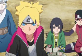 Boruto: Naruto Next Generations Tập 41 - Sức mạnh gắn kết