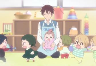 Gakuen Babysitters Tập 11 - Phần 11