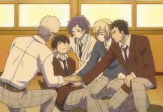 Sanrio Danshi Tập 11 - Trong bóng tối