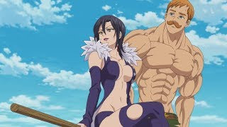 Nanatsu No Taizai: The Movie「AMV」- Telepathic