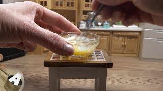 MiniFood - Bánh trứng tí hon