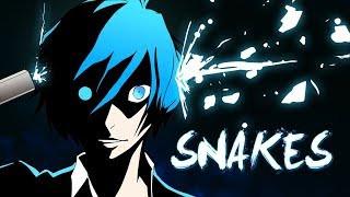 「AMV」Anime Mix-Snakes