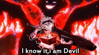 Black Clover「AMV」- Fight Like The Devil