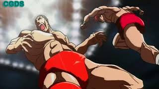 BAKI VS TOBU AMV