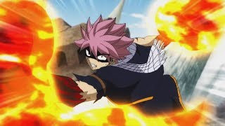 Natsu (E.N.D) vs Gray Devil Slayer - Fairy Tail Final Season  AMV