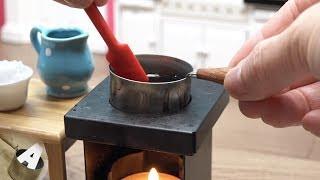 MiniFood 食べれるミニチュア コーヒーゼリー miniature Coffee Jelly