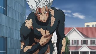 Garou Vs Saitama & King [ROUND 2] - One Punch Man Season 2 AMV