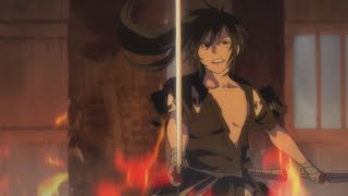 Hyakkimaru vs his Brother Tahomaru [FULL FIGHT] - Dororo (2019) AMV