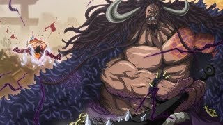Luffy Vs Kaido in Wano Kuni Arc - One Piece amv