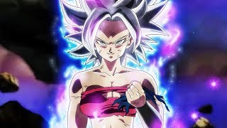 Caulifla Mastered Ultra Instinct - Dragon Ball Super - AMV