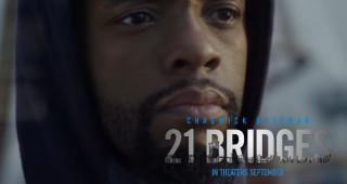 '21 Bridges' tung trailer mới: Bí ẩn, hồi hộp và hấp dẫn!