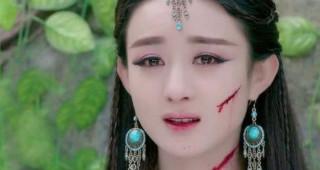 Khi sao nữ Hoa ngữ đóng cảnh khóc: Triệu Lệ Dĩnh chân thực, Địch Lệ Nhiệt Ba hóa tiên nữ, Angelababy làm người khác câm lặng
