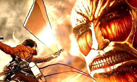 Bộ truyện Attack on Titan cán mốc doanh thu khủng