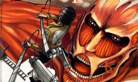 Manga Attack on Titan sẽ kết thúc sau ít nhất 3 năm nữa
