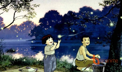 Mộ đom đóm - Bộ anime kinh điển khiến người xem phải rơi nước mắt