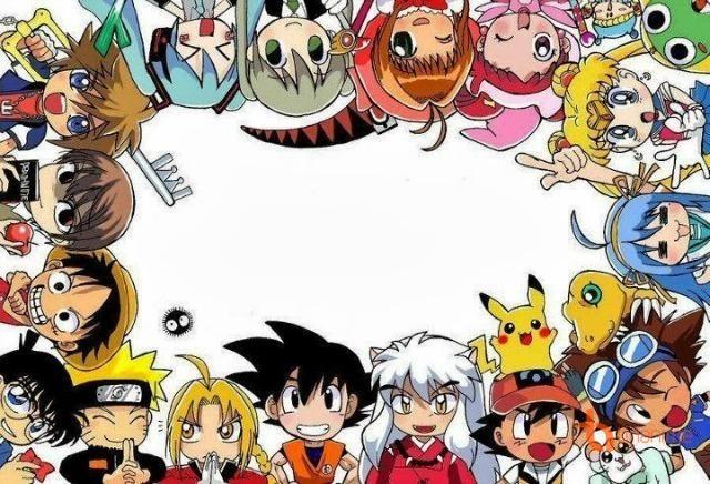 """... nhân vật phụ đã """"cướp vai"""" rất thành công trong phim hoạt hình. Còn bây  giờ chúng ta hãy cùng điểm lại những gương mặt """"gây bão"""" trong cộng đồng  anime."""
