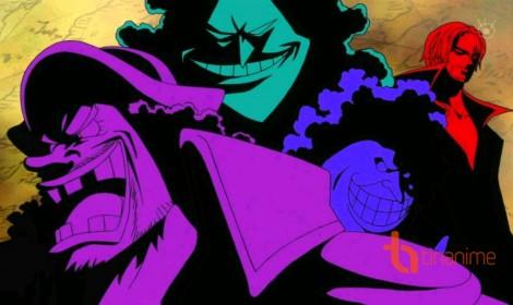 Luffy và đồng bọn sắp chạm trán với Tứ Hoàng