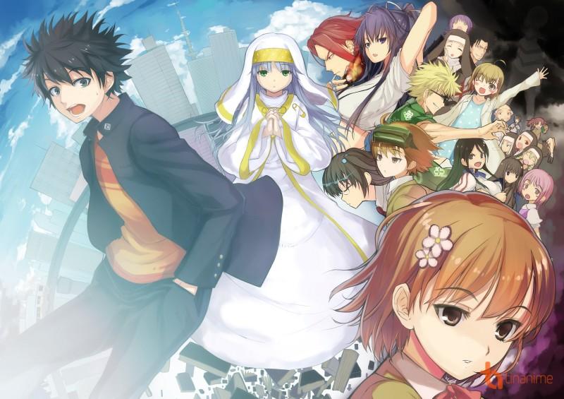 A Certain Magical Index được dựa theo 1 series light novel cùng tên của tác  giả Kazuma Kamachi. Phần 1 của anime này đã ra mắt vào năm 2008, ...