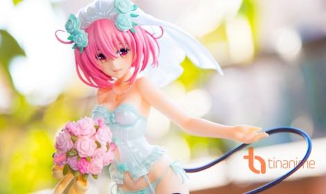 Figure Momo Deviluke (To Love - Ru) quyến rũ trong trang phục cô dâu - hàng hiếm, giá khủng
