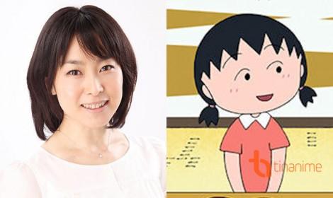 "Machiko Toyoshima nhận vai Chị Hai trong ""Chibi Maruko-chan"""