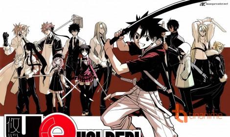 UQ Holder! chính thức có anime chuyển thể