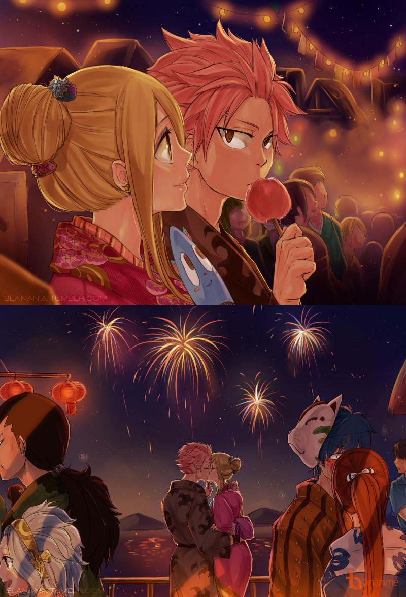 Xem Fairy Tail, chúng ta sẽ thấy được tại sao Natsu và Lucy lại được các fan kết hợp thành cặp đôi hoàn hảo như vậy! Họ là những người đồng đội ...
