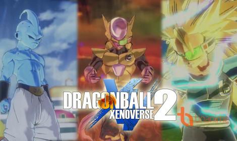 Dragon Ball Xenoverse 2 tung trailer thứ hai nóng bỏng tay