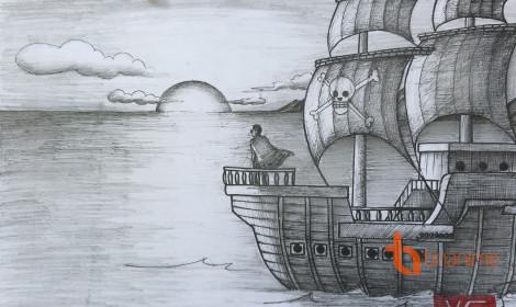 [Fanfic] Chuyện thật về Buggy - Chương 6: Cha con là hải tặc