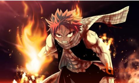 Natsu - Chiến binh Rồng Lửa!