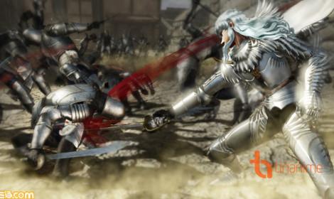 Bersek Musou - Hỗn chiến!