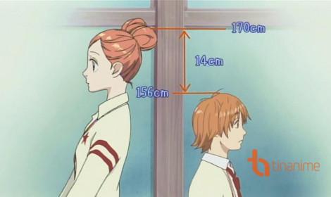 Những cặp đôi bá đạo trong anime!