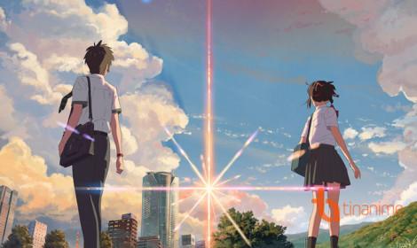 Anime vẫn dẫn đầu bảng xếp hạng phim tại Nhật Bản