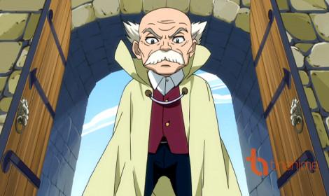 Makarov Dreyar - Hội trưởng đương nhiệm Fairy Tail