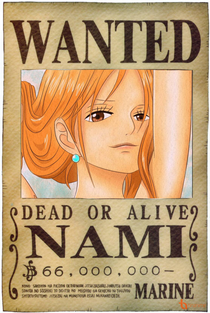 One Piece Wanted Poster Base by Nami14 on DeviantArt
