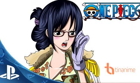 Tashigi - người con gái mang bóng hình của Kuina (Phần 1)