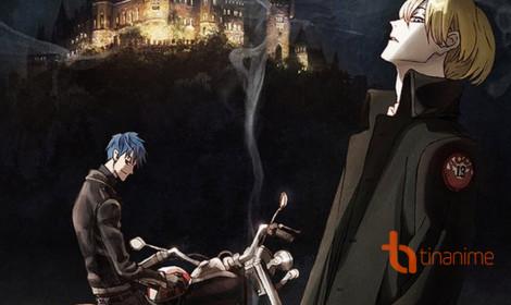 Anime mới ACCA 13-Ku Kansatsu-Ka ra mắt thiết kế nhân vật