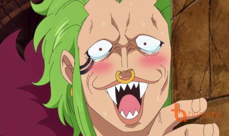 Bartolomeo - Fan cuồng của Luffy là đây!