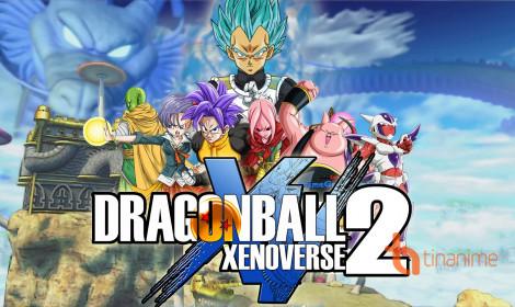 Ra mắt video game trực tuyến Dragon Ball Xenoverse 2 đầy hấp dẫn!