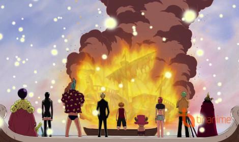 Những khoảnh khắc không cầm được nước mắt trong One Piece