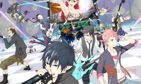 Những bản nhạc sôi động trong anime! Quẩy nào!