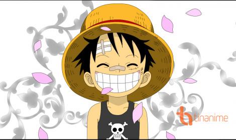 Đâu là nguồn cảm hứng thiết kế nhân vật Monkey D Luffy?